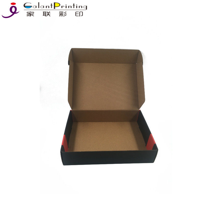 CMYK Colour Custom Printed Mailer Boxes For Stationary  ,  Gift  ,  Food